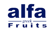 ALFA GREEK FRUITS LOGO 115 WORKED